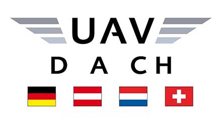 Logo internationaler Branchenverband UAV Dach